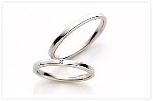 ペアで150000円~の指輪画像