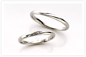 ペアで160000円~の指輪画像3
