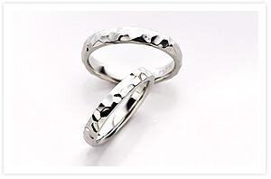 ペアで160000円~の指輪画像4