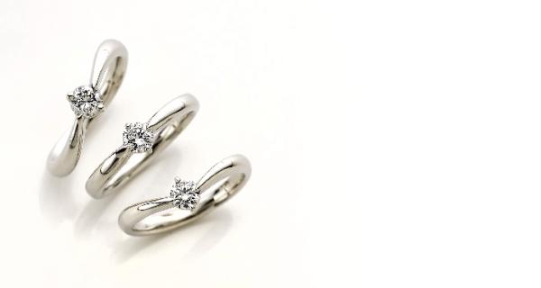 1度で2度おいしい婚約指輪