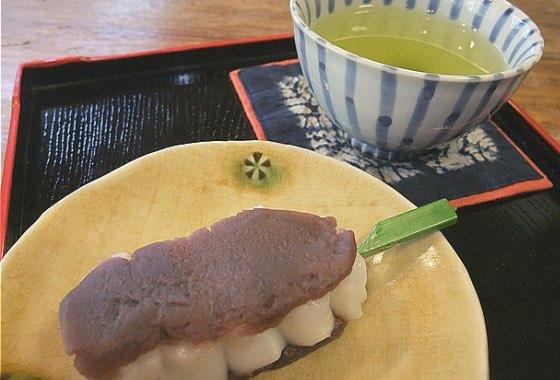 こだわりの和菓子でカップルをおもてなし