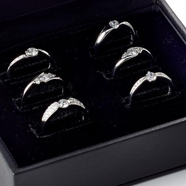 婚約指輪セット