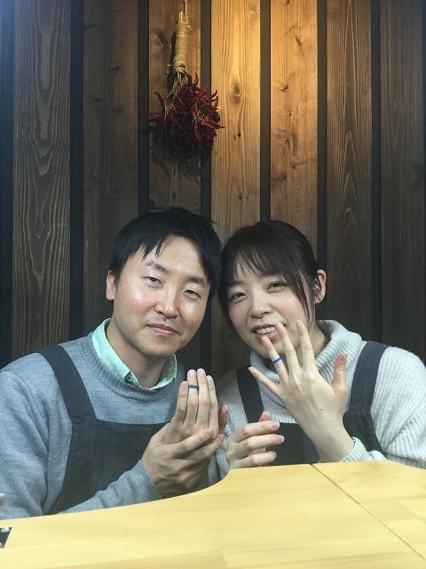 Kさん夫妻