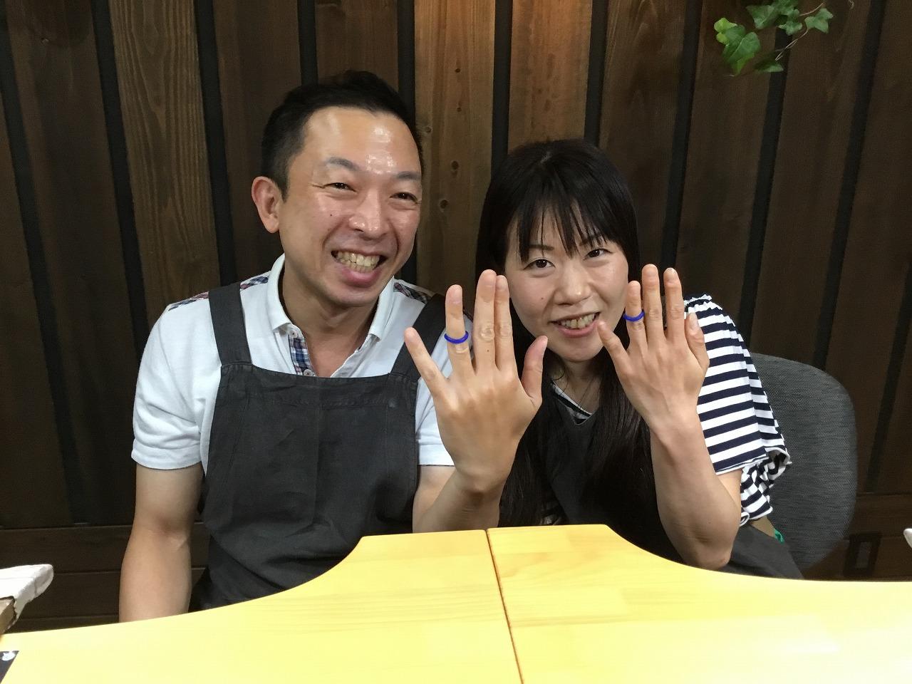 Fさん夫妻
